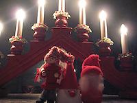 Swedish Christmas decor