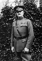 General John J. Pershing.  General Headquarters, Chaumont, France.  October 19, 1918.  2d Lt. L.J. Rode.  (Army)<br />NARA FILE #:  111-SC-26646<br />WAR & CONFLICT BOOK #:  490