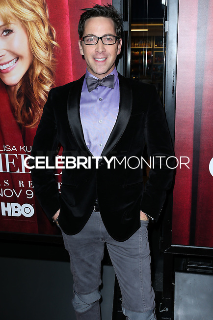HOLLYWOOD, LOS ANGELES, CA, USA - NOVEMBER 05: Dan Bucatinsky arrives at the Los Angeles Premiere Of HBO's 'The Comeback' held at the El Capitan Theatre on November 5, 2014 in Hollywood, Los Angeles, California, United States. (Photo by Xavier Collin/Celebrity Monitor)