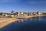 La Paz Beach Front