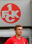 Elias HUTH (1. FC Kaiserslautern)<br /> <br />  beim Vorbereitungsspiel in der 3. Liga, 1. FC Kaiserslautern - SV Sandhausen.<br /> <br /> Foto © PIX-Sportfotos *** Foto ist honorarpflichtig! *** Auf Anfrage in hoeherer Qualitaet/Aufloesung. Belegexemplar erbeten. Veroeffentlichung ausschliesslich fuer journalistisch-publizistische Zwecke. For editorial use only. DFL regulations prohibit any use of photographs as image sequences and/or quasi-video.