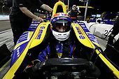 2017 IndyCar Media Day - Track Action<br /> Phoenix Raceway, Arizona, USA<br /> Friday 10 February 2017<br /> Alexander Rossi<br /> World Copyright: Michael L. Levitt/LAT Images<br /> ref: Digital Image _AT_1378