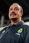 Head Coach of Real Madrid CF Rafael Benitez looks on prior to the FC Internazionale Milano vs Real Madrid  as part of the International Champions Cup 2015 at the Tianhe Sports Centre on 27 July 2015 in Guangzhou, China. Photo by Aitor Alcalde / Power Sport Images