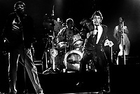Montreal (QC) CANADA - 1983  File Photo  - - The Animals perform at the Palladium in Montreal, July 16 1983. <br /> <br /> Photo by Denis Alix, copyright 1983