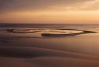 Europe/France/Aquitaine/33/Gironde/Bassin d'Arcachon: la dune du Pilat et le banc d'Arguin
