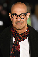 """Stanley Tucci<br /> arriving for the premiere of """"The White Crow"""" at the Curzon Mayfair, London<br /> <br /> ©Ash Knotek  D3488  09/03/2019"""
