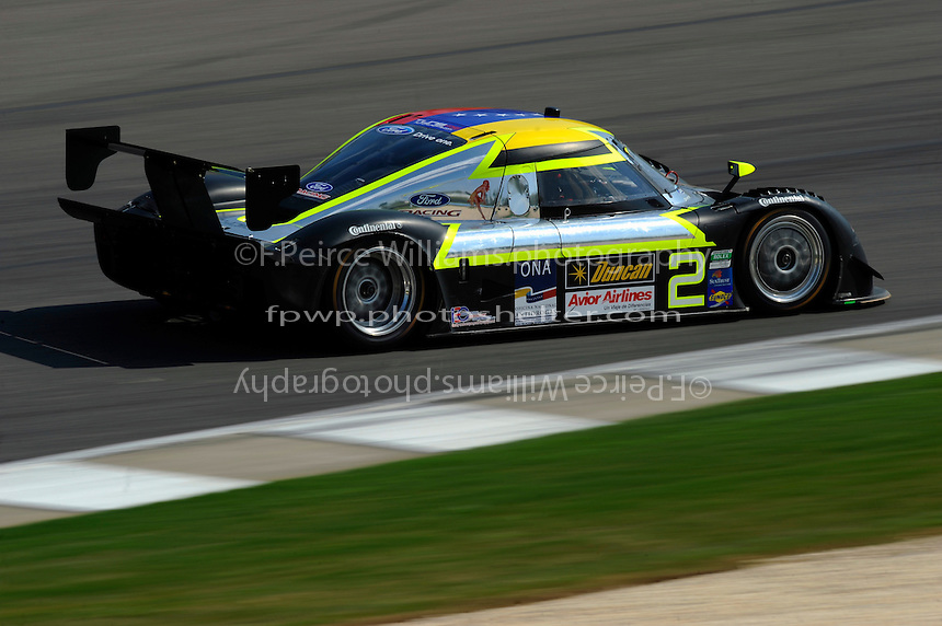 #2 Starworks Motorsport Ford/Riley of Enzo Potociliccio & Alex Popow