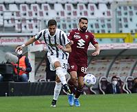 Torino 03-04-2021<br /> Stadio Grande torino<br /> Serie A  Tim 2020/21<br /> Torino - Juventus<br /> Nella foto:  Betancur Rincon Tomas                                 <br /> Antonio Saia Kines Milano