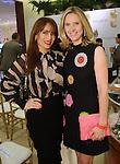 Karina Barbieri and Kristen McDaniel at a Dress for Dinner event featuring shoe designer Edgardo Osorio at Saks Fifth Avenue Wednesday Oct. 28, 2015.(Dave Rossman photo)