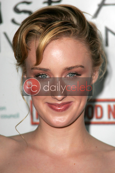"""Ashley Johnson<br />at the Los Angeles Premiere of """"Fast Food Nation"""". Egyptian Theater, Hollywood, CA. 11-10-06<br />Dave Edwards/DailyCeleb.com 818-249-4998"""