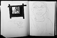 ART BOOK POLAROIDS