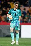 Spain's Unai Simon  during the International Friendly match on 21th March, 2019 in Granada, Spain. (ALTERPHOTOS/Alconada)