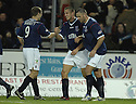 26/12/2007      Copyright Pic: James Stewart.File Name : sct_jspa01_falkirk_v_ict.GERARD AAFJES IS CONGRATULATED AFTER HE SCORES FALKIRK'S FIRST.James Stewart Photo Agency 19 Carronlea Drive, Falkirk. FK2 8DN      Vat Reg No. 607 6932 25.Office     : +44 (0)1324 570906     .Mobile   : +44 (0)7721 416997.Fax         : +44 (0)1324 570906.E-mail  :  jim@jspa.co.uk.If you require further information then contact Jim Stewart on any of the numbers above.........