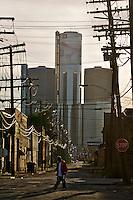 General Motors (GM) worldwide headquarters in Detroit, Michigan.