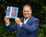 "08.06.2021 Launch of new Rangers book ""Just Champion"" at Mr Singh's, Glasgow: Derek Johnstone"