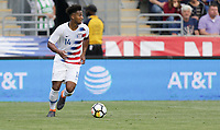 Chester, PA - Monday May 28, 2018: Erik Palmer-Brown during an international friendly match between the men's national teams of the United States (USA) and Bolivia (BOL) at Talen Energy Stadium.