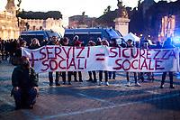 01.12.2018 - Sei 1 Di Noi - Demo for Social Justice & Solidarity, Against mafias, Inequality, Racism