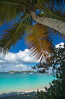 Honeymoon Beach<br /> Virgin Islands National Park<br /> St. John<br /> US Virgin Islands