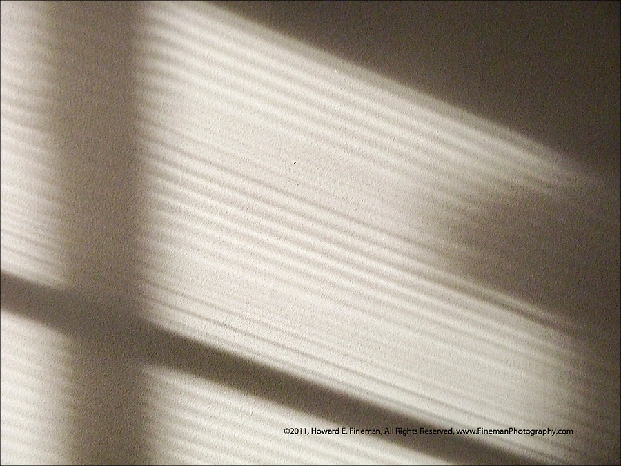 Abstract Light,  Shadows and Texture