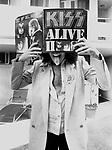 KISS 1978 Gene Simmons..© Chris Walter..