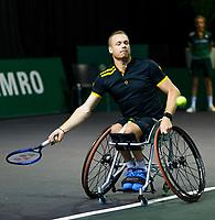 Rotterdam, The Netherlands, 9 Februari 2020, ABNAMRO World Tennis Tournament, Ahoy, Wheelchair tennis:<br /> Photo: www.tennisimages.com