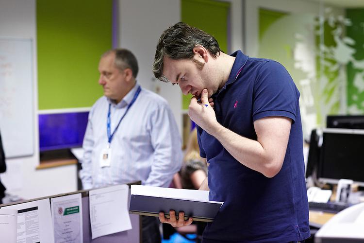 Photo © : John Angerson.Worldpay offices - Gateshead 2013.