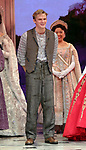 """Cody Simpson making his Broadway Debut Bows in """"Anastasia"""" at the Broadhurst Theatre on November 29, 2018 in New York City."""