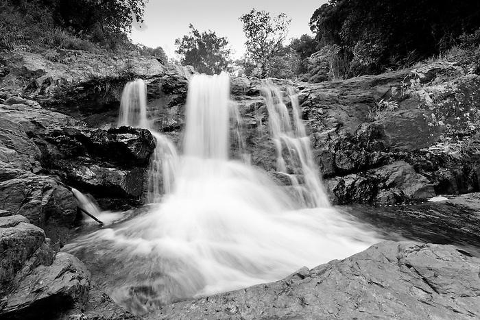 Cascade de  Farino - Nouvelle-Calédonie