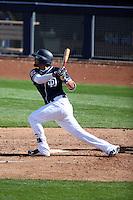 Jose Rondon - San Diego Padres 2016 spring training (Bill Mitchell)