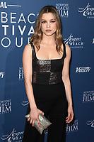 Sophie Cookson<br /> arriving for the Newport Beach Film Festival UK Honours 2020, London.<br /> <br /> ©Ash Knotek  D3551 29/01/2020