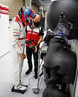 27th August 2021; Spa Francorchamps, Stavelot, Belgium: FIA F1 Grand Prix of Belgium, free practise:   RAIKKONEN Kimi fin, Alfa Romeo Racing ORLEN C41