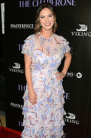 """LOS ANGELES - APR 3:  Victoria Hill at the """"The Chaperone"""" Los Angeles Premiere at the Linwood Dunn Theater on April 3, 2019 in Los Angeles, CA"""