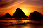 Three Arch Rocks near Oceanside, OR