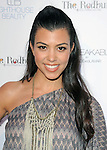 """Kourtney Kardashian at The Fragrance Launch event for """"Unbreakable by Khloe + Lamar"""" held at The Redbury Hotel in Hollywood, California on April 04,2011                                                                               © 2010 Hollywood Press Agency"""