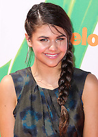 WESTWOOD, LOS ANGELES, CA, USA - JULY 17: Amber Montana at the Nickelodeon Kids' Choice Sports Awards 2014 held at UCLA's Pauley Pavilion on July 17, 2014 in Westwood, Los Angeles, California, United States. (Photo by Xavier Collin/Celebrity Monitor)