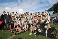 140803 Club Rugby - Wellington Colts Final