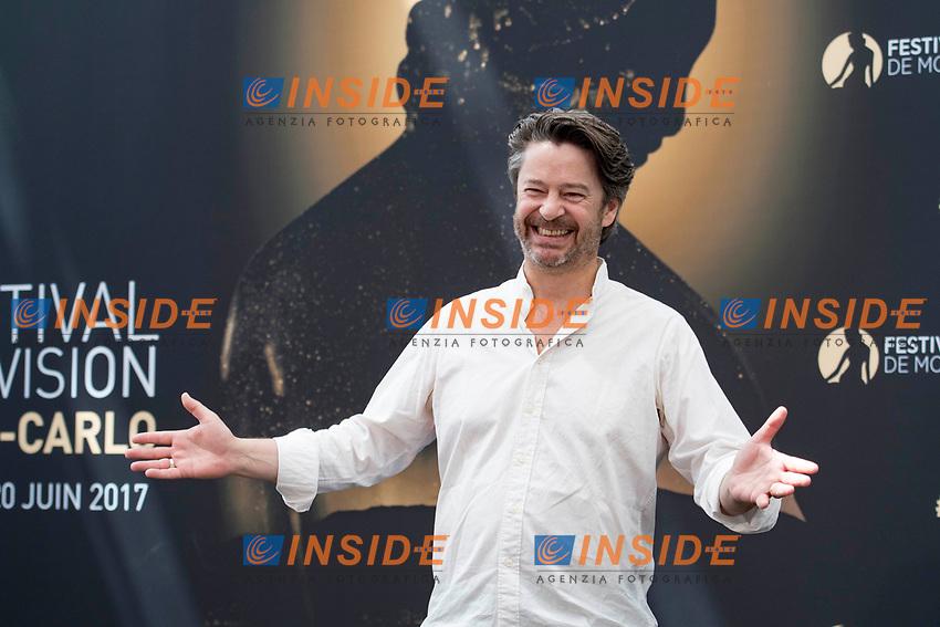 Thibault De Montalembert (Dix pour Cent) Monaco - 17/06/2017<br /> 57 festival TV Monte Carlo <br /> Foto Norbert Scanella / Panoramic / Insidefoto