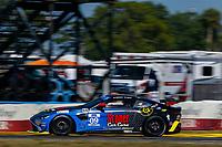#09: Automatic Racing Aston Martin Vantage GT4, GS:
