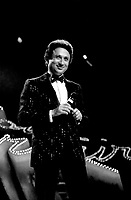 July 1985 File Photo - Michel Drucker  at  Festival Juste Pour Rire Gala