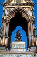 London: Albert Memorial.
