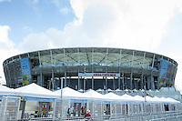 General view of the Salvador Stadium Arena Fonte Nova