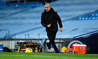 Football - 2020 / 2021 Premier League - Manchester City vs West Bromwich Albion - Etihad Stadium Manchester City Manager Josep Pep Guardiola at the Etihad Stadium COLORSPORT/LYNNE CAMERON PUBLICATIONxNOTxINxUK 7759 <br /> Photo Imago/Insidefoto <br /> ITALY ONLY