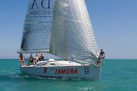 ESP 7302 ZAMORA - EL JALEO Juan Carlos de Ana Herrero FIRST 36.7 CV Zamora <br /> Salida de la 22 Ruta de la Sal 2009 Versión Este, Denia, Alicante, España