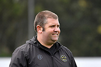 Team Wellington Head Coach, Scott Hales ISPS Handa Men's Premiership - Team Wellington v Waitakere Utd at David Farrington Park,Wellington on Saturday 30 January 2021.<br /> Copyright photo: Masanori Udagawa /  www.photosport.nz