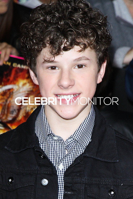 """LOS ANGELES, CA - NOVEMBER 18: Los Angeles Premiere Of Lionsgate's """"The Hunger Games: Catching Fire"""" held at Nokia Theatre L.A. Live on November 18, 2013 in Los Angeles, California. (Photo by David Acosta/Celebrity Monitor)"""