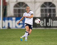 Rachel Buehler. The USWNT defeated Mexico, 7-0, during an international friendly at RFK Stadium in Washington, DC.  The USWNT defeated Mexico, 7-0.