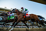 MAY 01, 2021: Mandaloun and Florent Geroux race with the field past the grandstand for the first time in the Kentucky Derby at Churchill Downs in Louisville, Kentucky on May 1, 2021. EversEclipse Sportswire/CSM