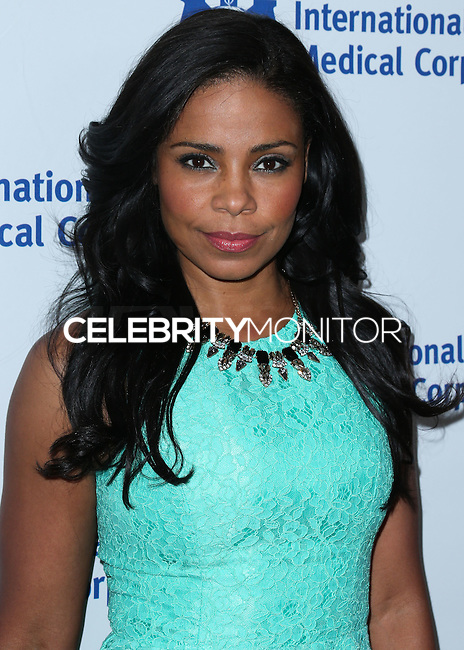 BEVERLY HILLS, CA, USA - OCTOBER 23: Sanaa Lathan arrives at the 2014 International Medical Corps' Annual Awards Dinner Ceremony held at the Beverly Wilshire Four Seasons Hotel on October 23, 2014 in Beverly Hills, California, United States. (Photo by Xavier Collin/Celebrity Monitor)