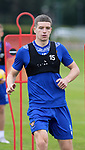 St Johnstone Training...02.07.21<br />Charlie Gilmour pictured during training<br />Picture by Graeme Hart.<br />Copyright Perthshire Picture Agency<br />Tel: 01738 623350  Mobile: 07990 594431