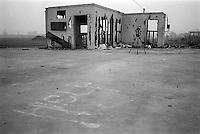 Ruins and camera gear, 1987.   &#xA;<br />